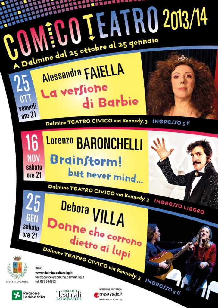Comico Teatro 2013/2014